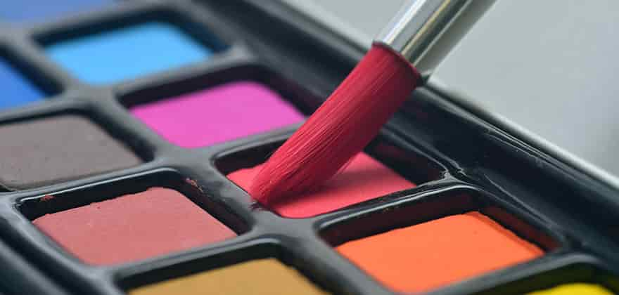 6 cruelty free paint brushes featured image swag swami article