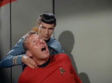 spock attack min