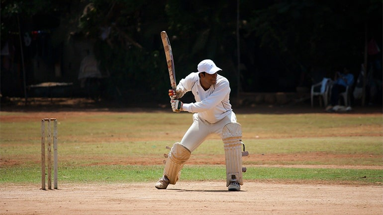 taking care of yourself while playing cricket