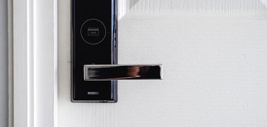 best digital door locks in india swag swami article featured image